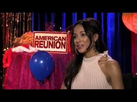 Dania Ramirez en Español  AMERICAN REUNION  DVD