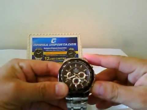 Casio edifice ef-539d