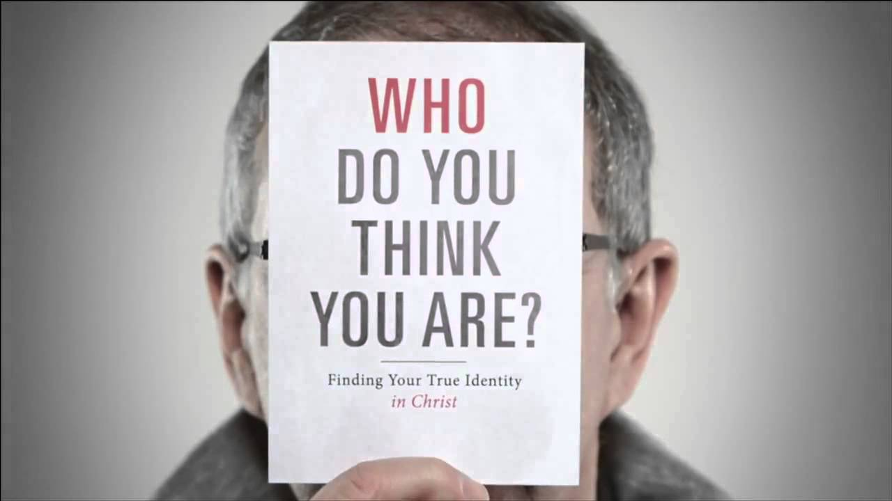 Who Do You Think You Are by Pastor Mark Driscoll book trailer  YouTube