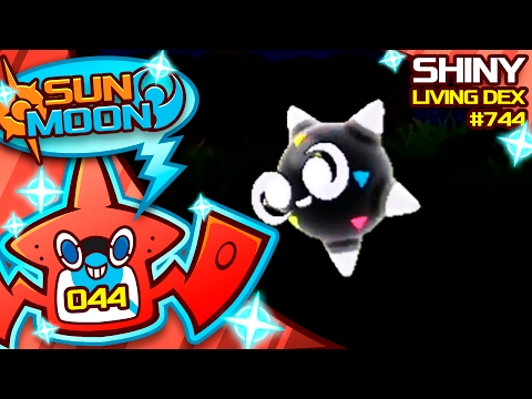 OMG! INSANE LUCK SHINY MINIOR!! Quest For Shiny Living Dex #774 | Pokemon Sun Moon Shiny #44