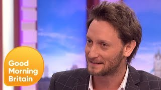 Mentalist Lior Suchard Reads Piers' Mind Live on TV! | Good Morning Britain