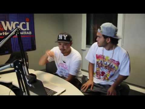 theWHOevers on 107.5 WGCI Morning Riot Afterparty