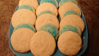 Sugar Cookies No Egg Recipe By Diane Love To Bake