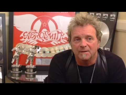 "Joey Kramer Talks About His Book ""Hit Hard: A Story of Hitting Rock Bottom At The Top"""
