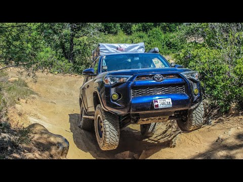 Repeat Bridgeport Northwest OHV park Toyota 4Runner 3-15-14 by Matt