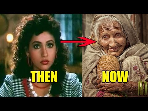 80s And 90s Lost Bollywood Actresses & Their Shocking Look In 2019