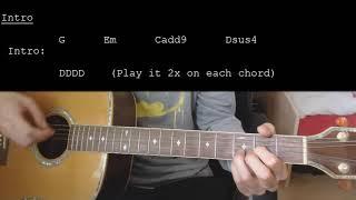 Скачать Lady Gaga I Ll Never Love Again EASY Guitar Tutorial With Chords Lyrics