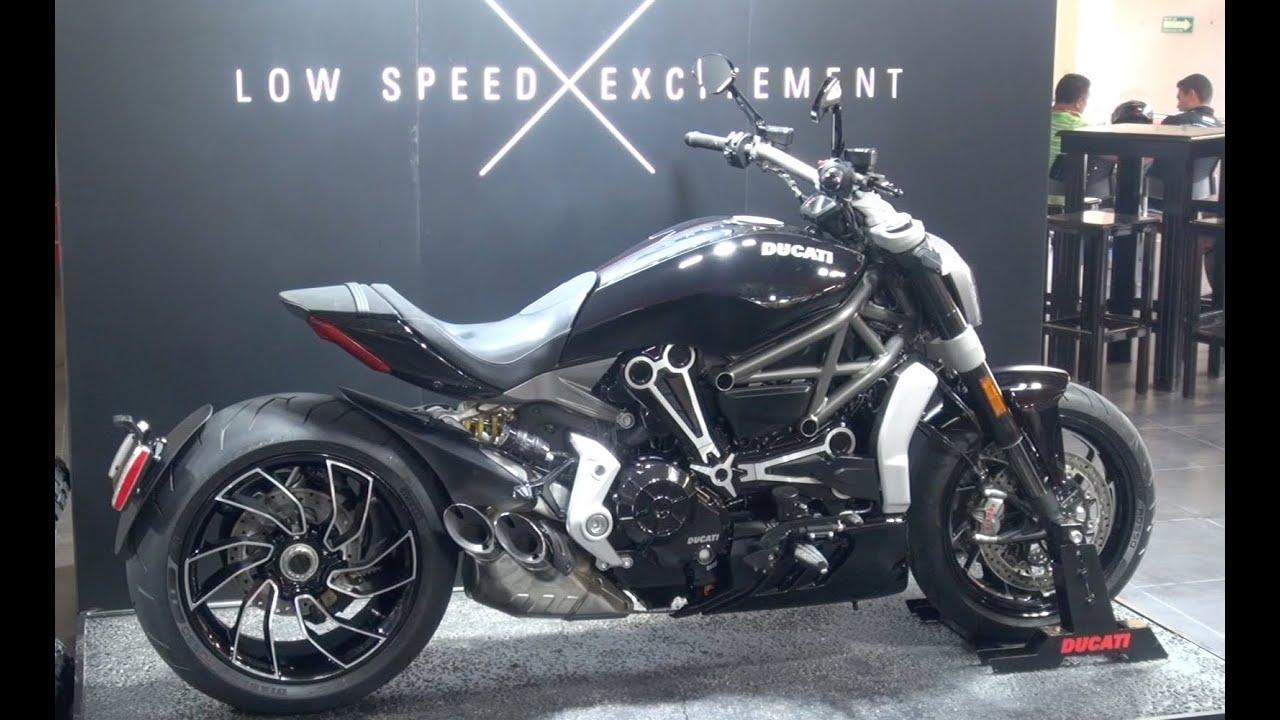 ducati x diavel s y scrambler 400 cc en dlg moto art youtube. Black Bedroom Furniture Sets. Home Design Ideas