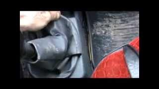 видео Как найти и устранить неисправность в коробке передач ВАЗ-2109?