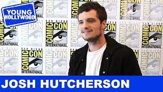 Is Future Man's Josh Hutcherson a Real Gamer?!