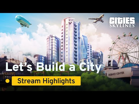 Cities Skylines | Beginners Guide #1 | Getting your city started