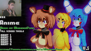 Five Nights at PORNO !! | FIVE NIGHTS IN ANIME | STARIAXBOOM