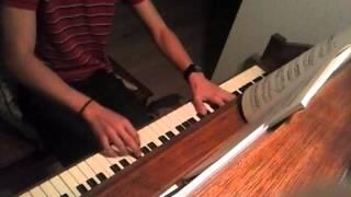 Juan Magan Mal de amores-piano cover
