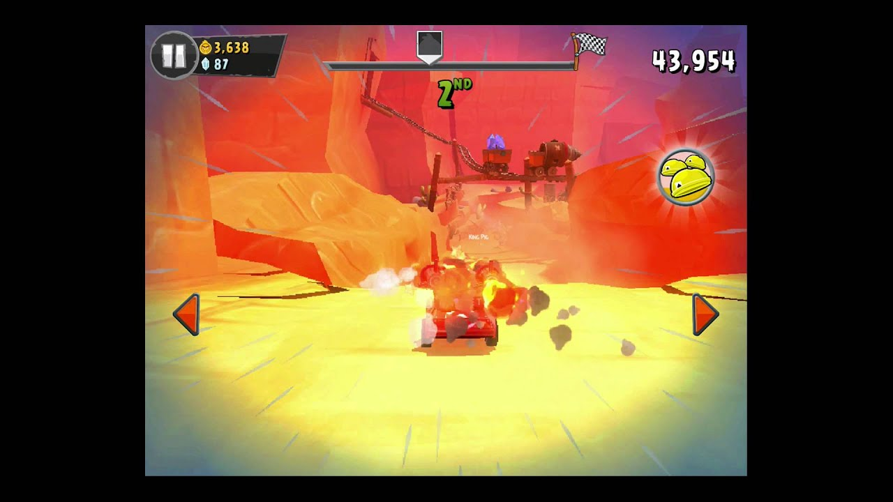 Angry Birds Go! Stunt Chapter Track 3
