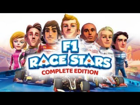 F1 Race Stars Complete Edition Gameplay: A Random Fun Racer with F1 License |
