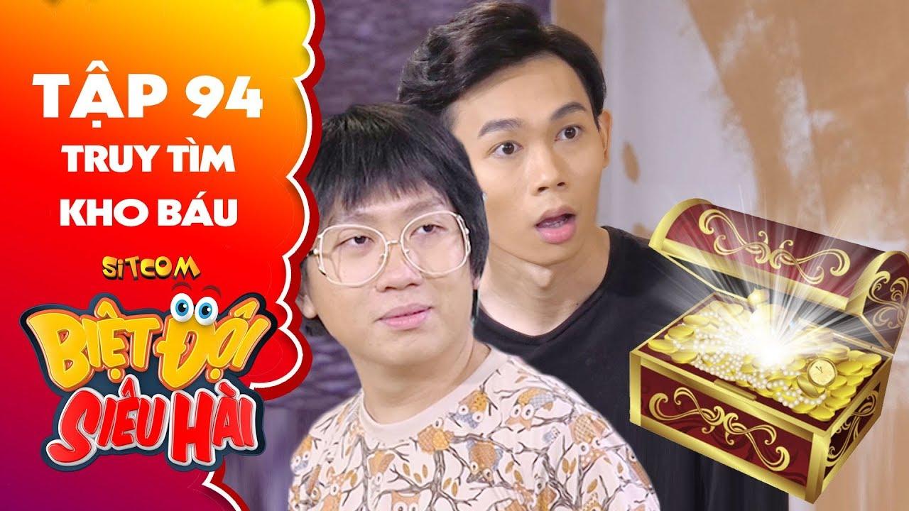 Biệt đội siêu hài   tập 94 -Tiểu phẩm: Hồng Thanh, Phát La bị