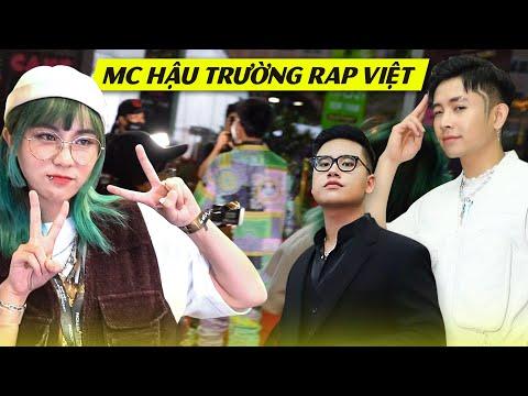 Misthy đột nhập Rap Việt săn lùng hàng chữ ký loạt Rapper CỰC CHẤT   FANGIRL LƠ TƠ MƠ