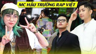 Misthy đột nhập Rap Việt săn lùng hàng chữ ký loạt Rapper CỰC CHẤT | FANGIRL LƠ TƠ MƠ