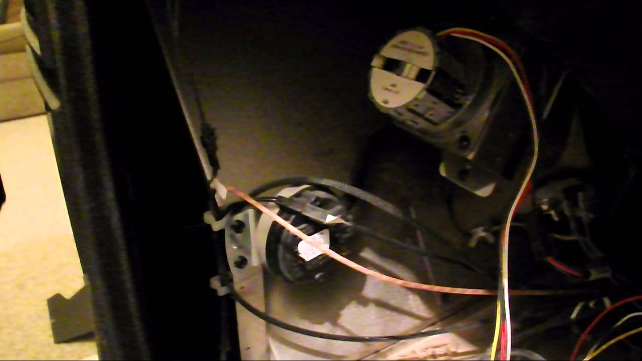 DIY  How to replace your pellet stove Vacuum Switch  YouTube