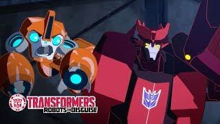 'Fixit To the Rescue?' Official Clip | Transformers: Robots in Disguise Season 1