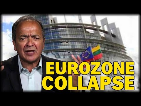 GERALD CELENTE'S DEVASTATING PREDICTION FOR THE FUTURE OF EUROPE AFTER THE DEUTSCHE BANK COLLAPSE