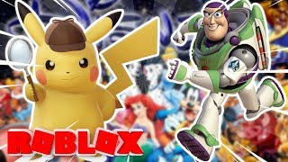 UPCOMING ROBLOX SPONSORED EVENTS! (New free items)
