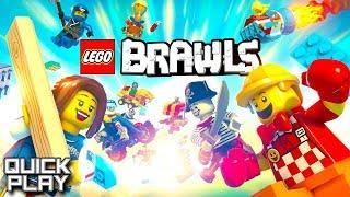 LEGO Brawls for Apple Arcade! (Quick Play)