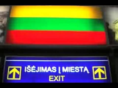 Vilnius In Your Pocket - Vilnius Airport Arrival