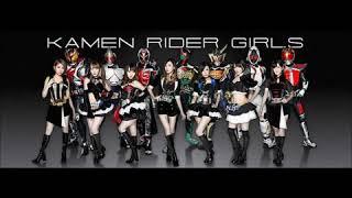 Song Hq Audio-Kamen Rider Girls_Let'Go Rider Kick from Kamen Rider OOO,Den-O & Let's Go Kamen Rider.