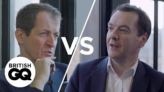 Alastair Campbell interviews the former Chancellor of the Exchequer...
