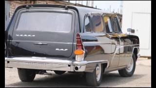 Задняя передача: ГАЗ-13 «Чайка»