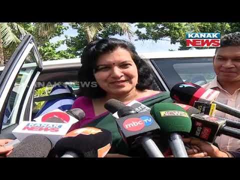 Feeling Proud For A Member Of Bharatiya Janata Party: Aparajita Sarangi