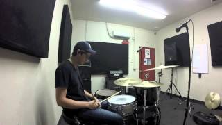 Lovelite Brother Sister Drum Cover