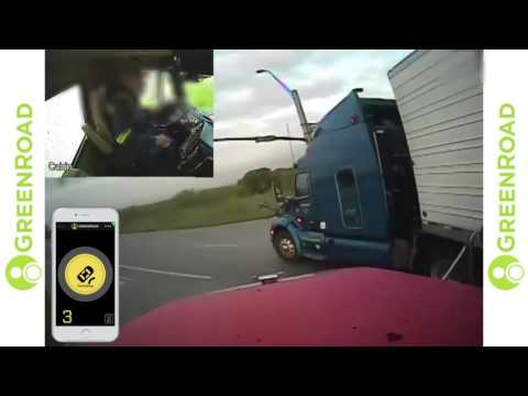 GreenRoad Fleet Management In-Vehicle Video