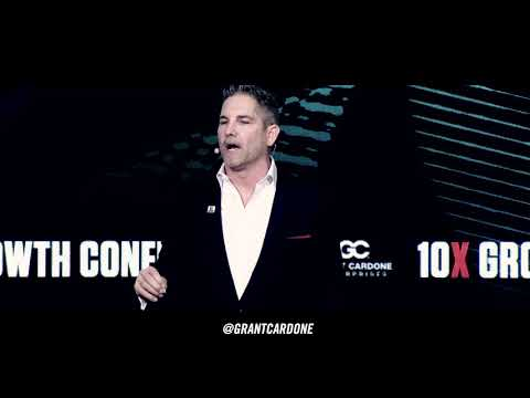 Pay the Price Now to Create the Future You Want - Grant Cardone