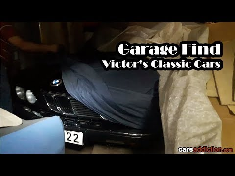 Garage Find: Victor's Classic Car Gems