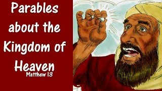 NT4 12 Parables about the Kingdom of Heaven