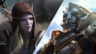 World of Warcraft: Battle for Azeroth. Начало за Орду