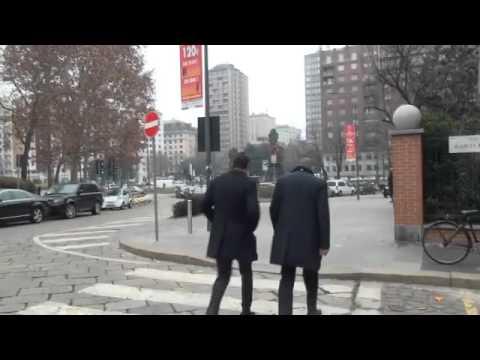Le immagini di Paolo Maldini a Milano