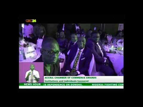 Ghana National Chamber Of Commerce Business Awards 2017