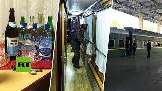 Los curiosos trenes norcoreanos: Así es viajar por Corea del Norte custodiado por los 'guías'