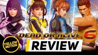 DEAD OR ALIVE 6 Game Review