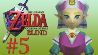 Ocarina of Time [Blind] - 5 - GOD NO NOT MY CHICKEN!