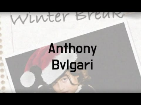 Winter Break ( official Lyric Video )