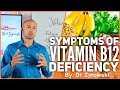 Symptoms Of Vitamin B12 Deficiency | Don't Overlook This Vitamin