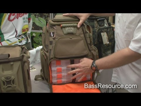 Wild River Tackle Bags for Kayak and Bank Fishing | Bass Fishing