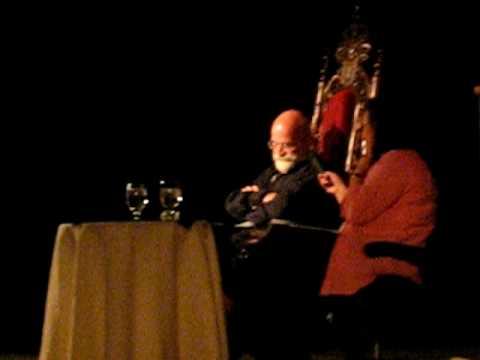 Terry Pratchett GoH Interview NADWCon2009 (2)