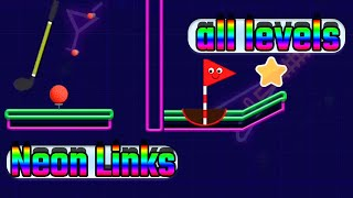 Happy Shots Golf Chapter 9 Neon Links Level 145-162