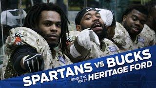Spartans vs. Bucks Highlights | Vermont Bucks | Heritage Ford