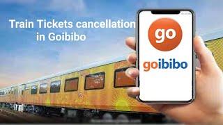 How to Cancel Train Tickets in Goibibo screenshot 5